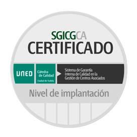Certificado Calidad SGICGA